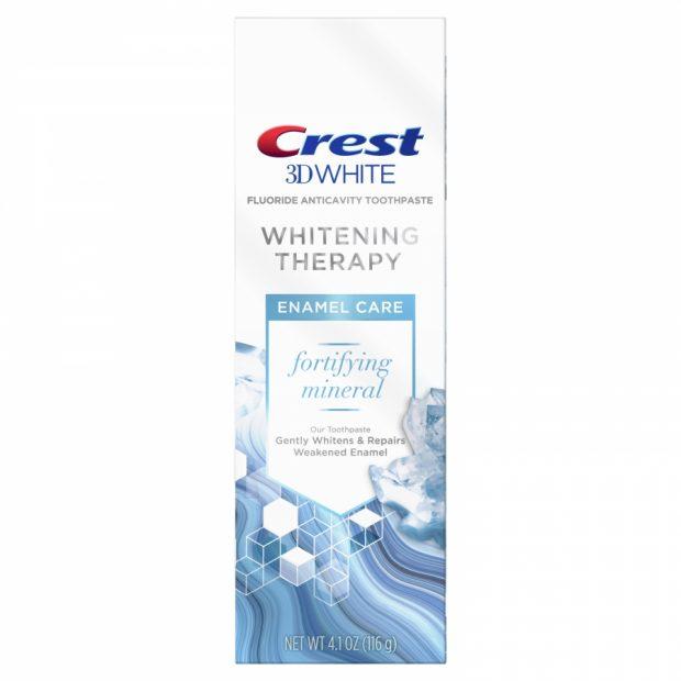 Bieliaca zubná pasta Crest 3D WHITE Whitening Therapy ENAMEL CARE
