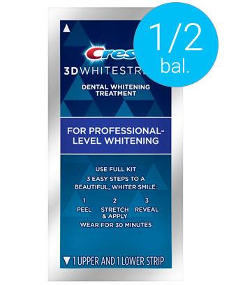 Polovičné balenie Crest bieliace pásiky Professional Effects