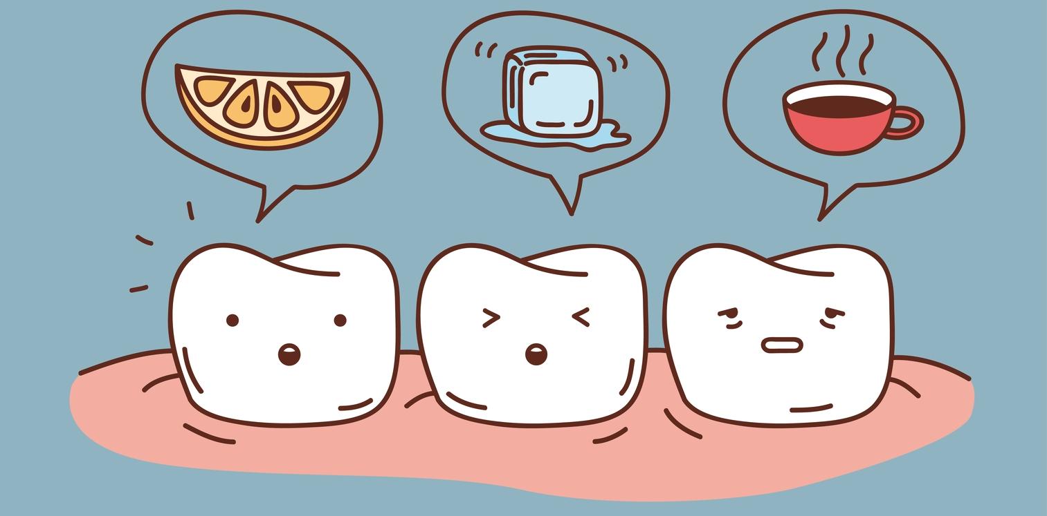 Citlivosť zubov