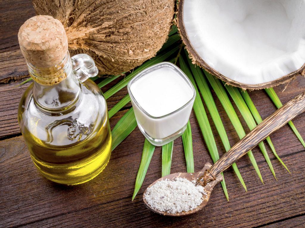 Kokosový olej a bielenie zubov