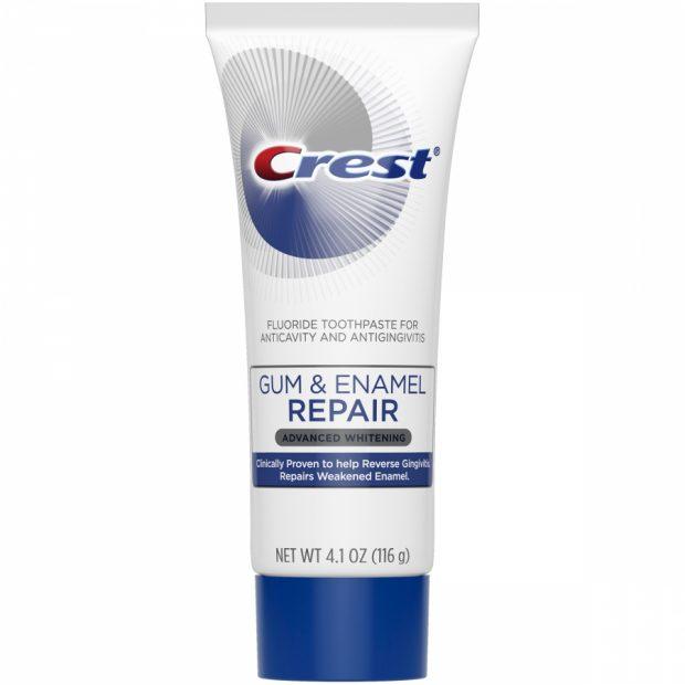 Zubná pasta Crest GUM & ENAMEL REPAIR tuba