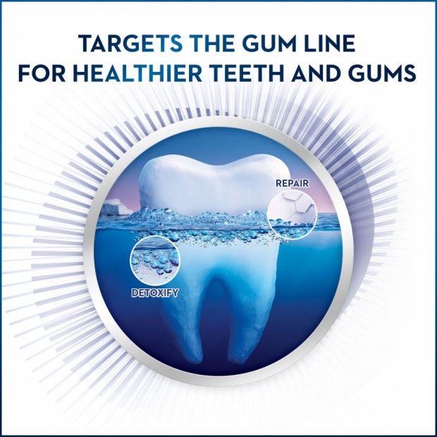 Zubná pasta na zápal ďasien Crest GUM & ENAMEL REPAIR