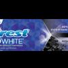 Zubná pasta Crest Charcoal s aktívnym uhlím