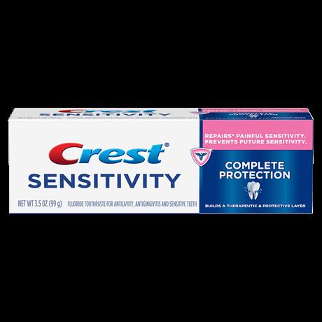 Zubná pasta na citlivé zuby Crest Sensitivity COMPLETE PROTECTION